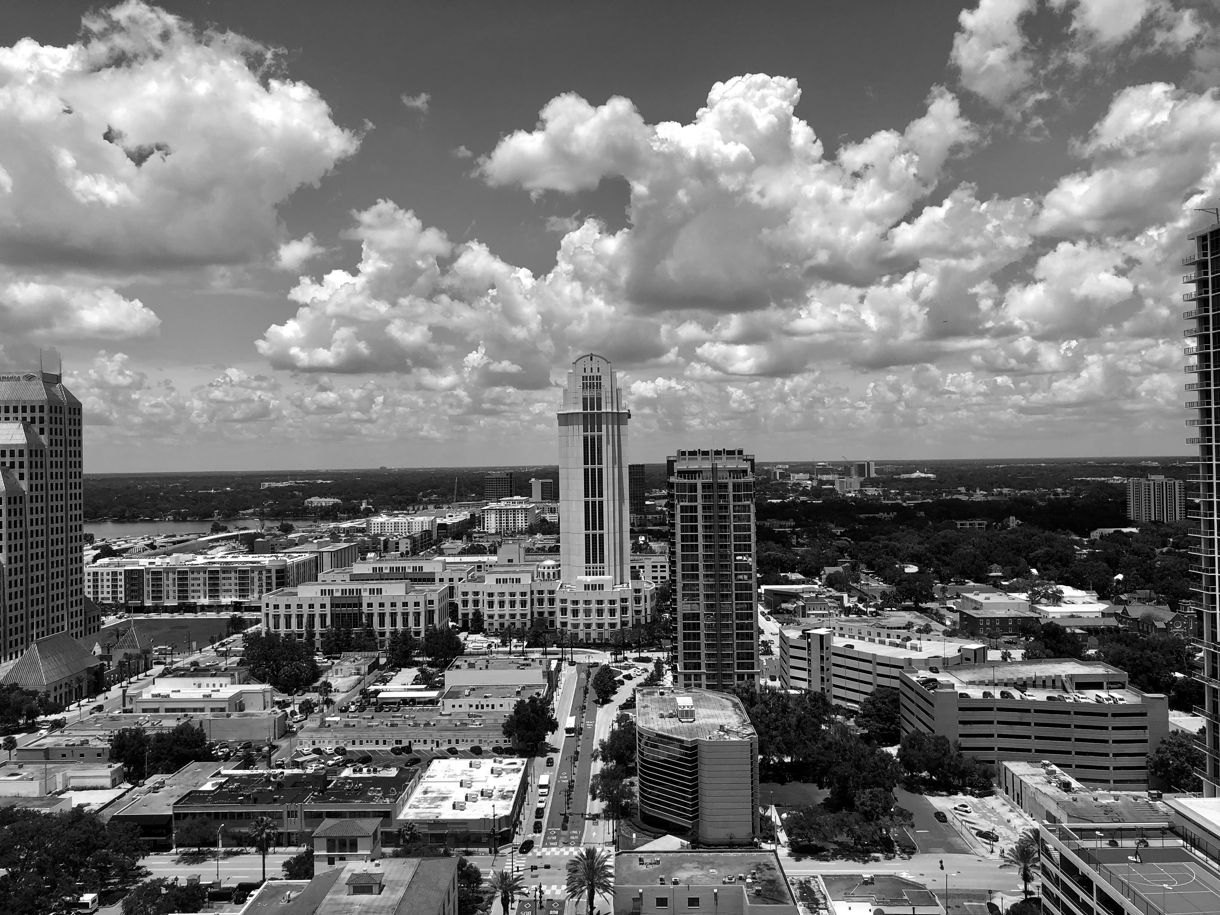 DOWNTOWN ORLANDO CONDOMINIUMS