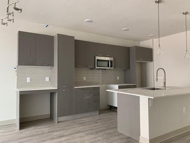 Urbon Luxury Apt - inside Kitchen