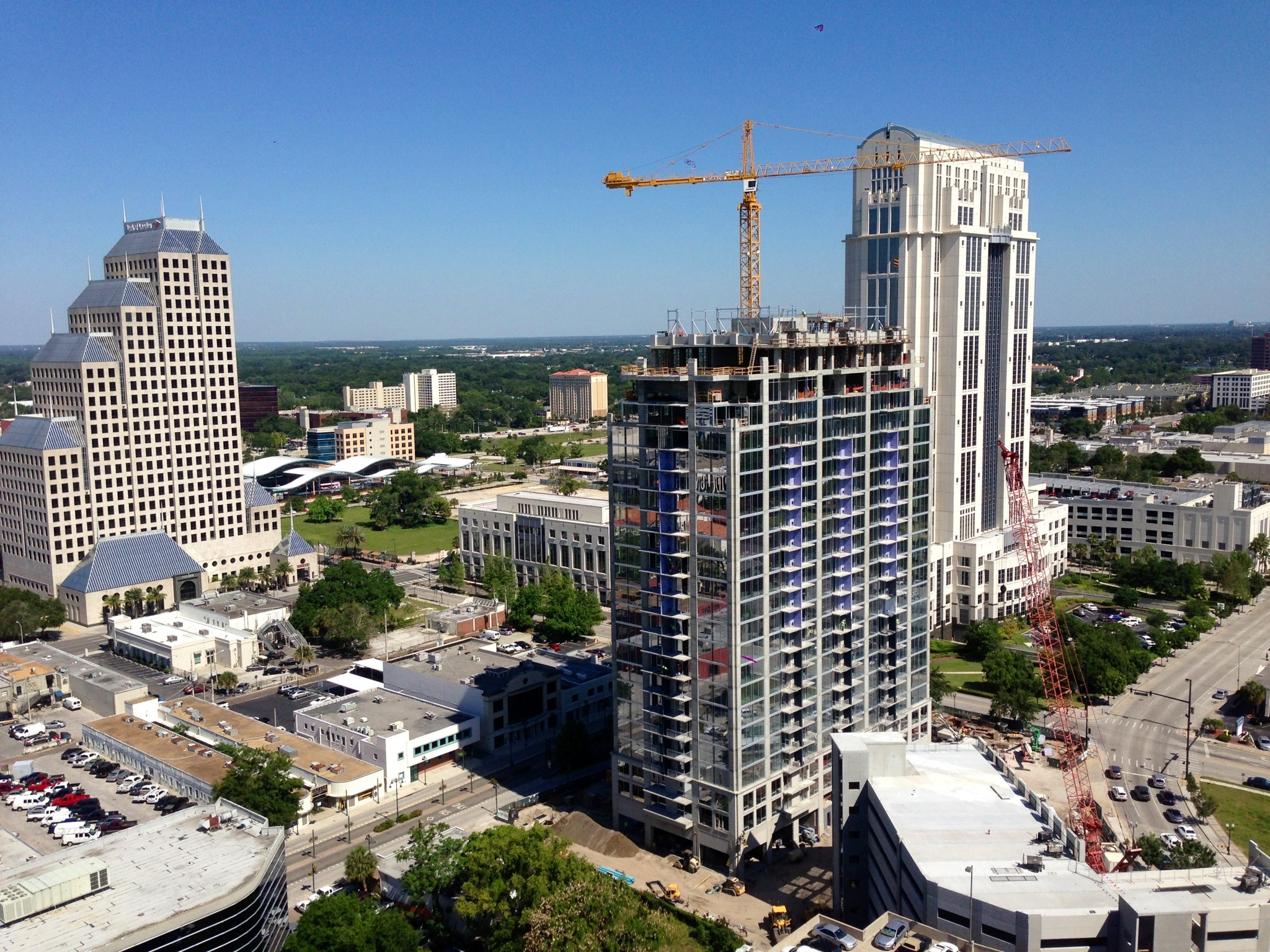Downtown Orlando Skyhouse – Update